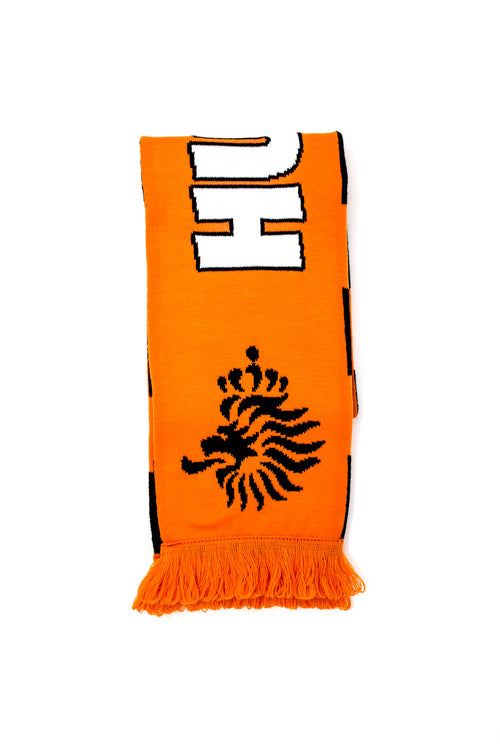 Holland Country Scarf, Orange