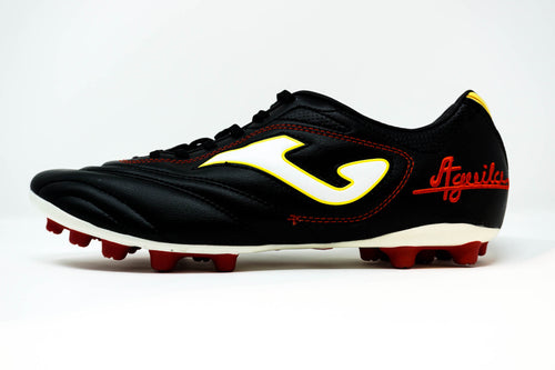 Joma Aguila Soccer Cleats - Black/Red