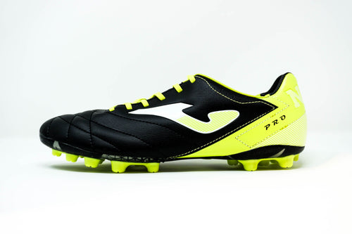 Joma N10 Pro Soccer Cleats - Black/Green