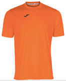 Short Sleeve polyester soccer jersey. Manufactured by Joma Sport.