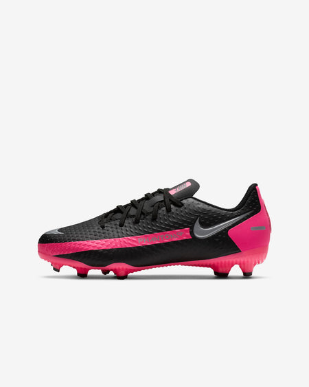 Men's Nike Tiempo Legend 8 Pro FG Soccer Cleat - Black/Red