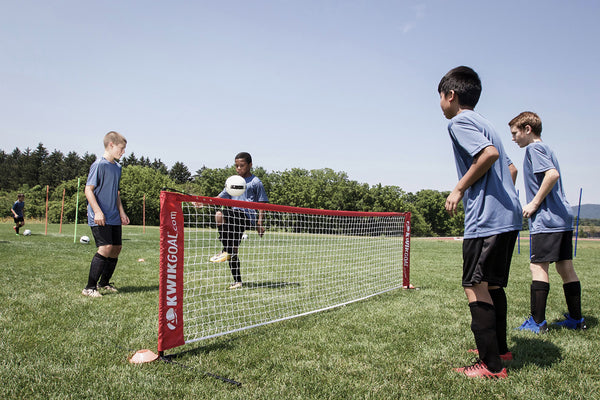 KwikGoal All-Surface Soccer Tennis Net