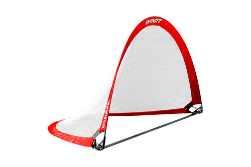 KwikGoal Infinity Medium Red Pop-Up Goal