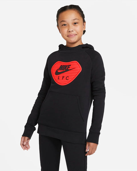 Kids Liverpool Fleece Pullover