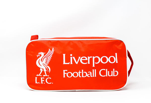 Liverpool Boot Bag, Red