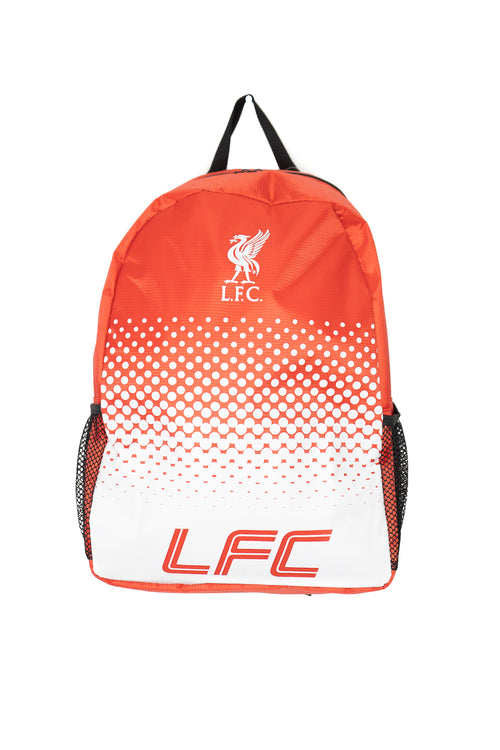 Liverpool Club Backpack, Red & White