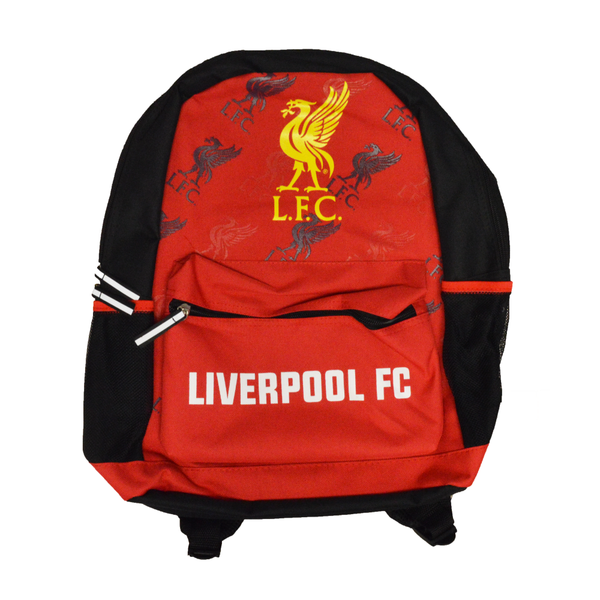 Liverpool Club Backpack, Red