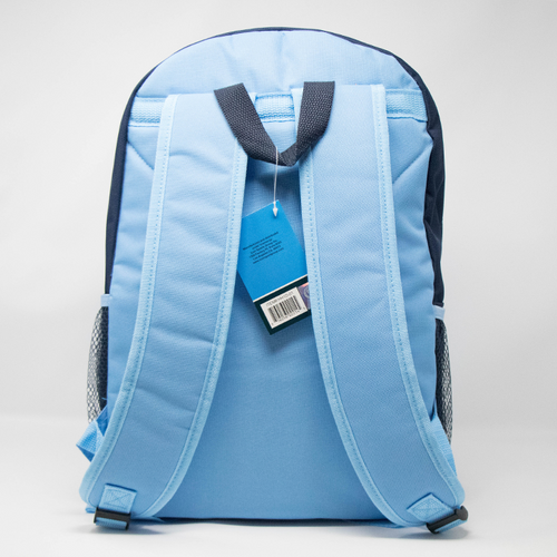 Manchester City Club Backpack, Sky Blue, Back