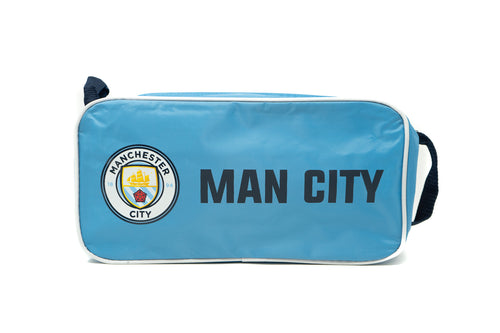 Manchester City Boot Bag, Sky Blue