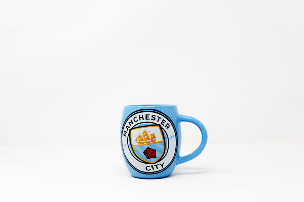 Manchester City Club Tub, Front