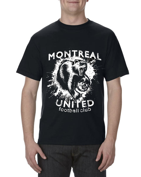 Montreal United FC T-Shirt – Wolverine