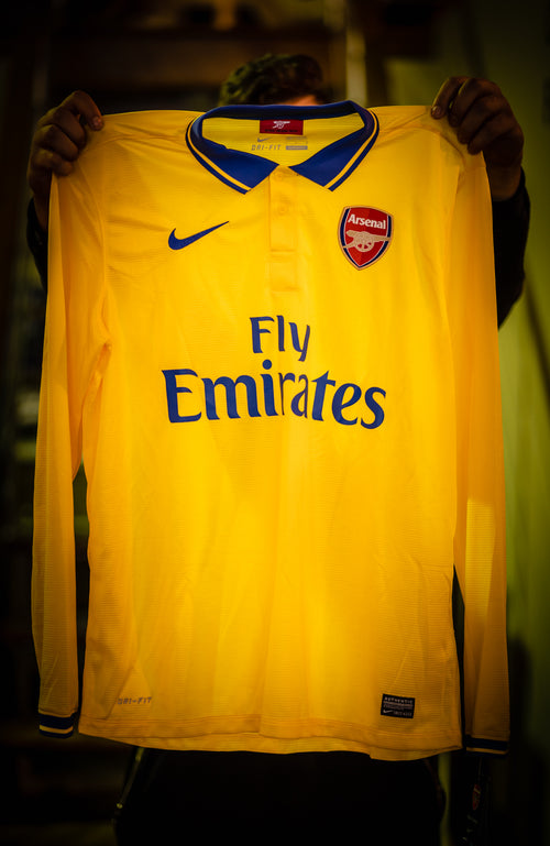 Men's Nike Arsenal Away Shirt 2013/14