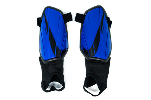 Nike Charge Youth Shin Guards, Blue
