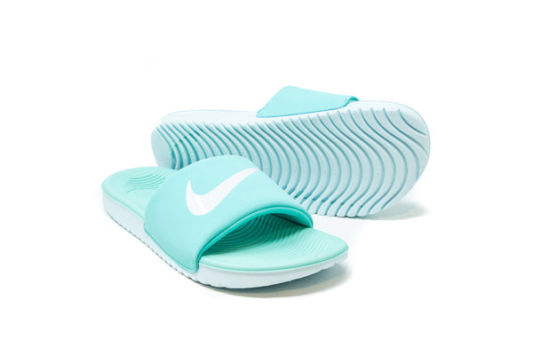 Nike Youth Kawa Slide, Teal