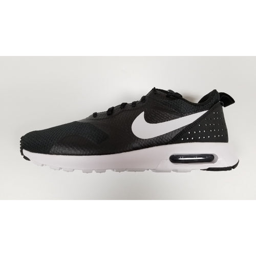 Nike Air Max Tavas, Black & White, Side View