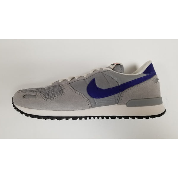Nike Air Vortex Retro Training Shoe, Grey, Side View
