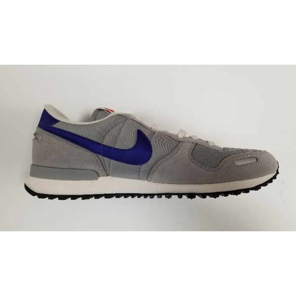 Nike Air Vortex Retro Training Shoe, Grey, Aerial View