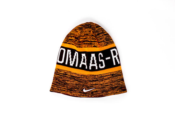 Nike AS Roma Red & Yellow Reversible Beanie,