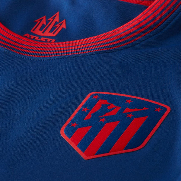 Atletico Madrid Away Soccer Jersey 20/21, Adult, Chest View