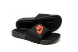 Nike Benassi JDI Slide, Black & Red