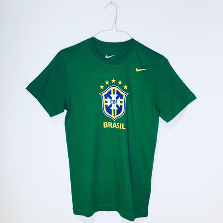 Brazil World Cup T-Shirt - 2014 Edition / Green