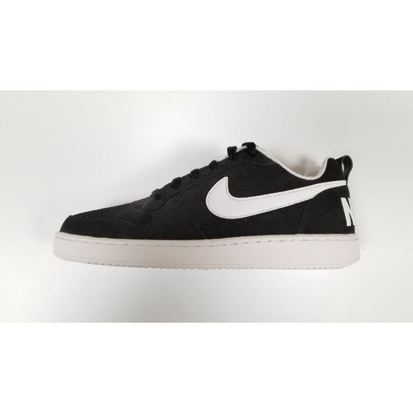 Nike Court Low , Black, Side View