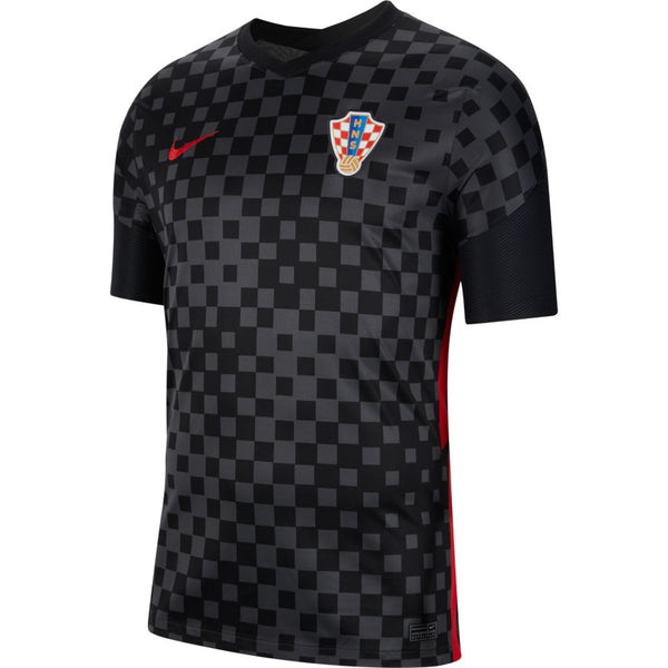 Croatia Euro 2020 Away Soccer Jersey, Adult, Front View