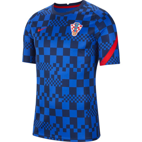 Croatia Euro 2020 Pre-Match Training Jersey - Adult