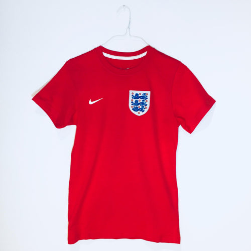 Nike England Core T-Shirt, Red