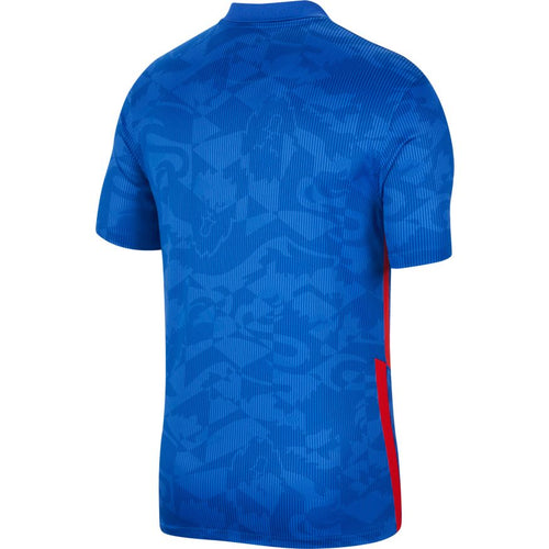England Euro 2020 Away Soccer Jersey, Adult, Back View