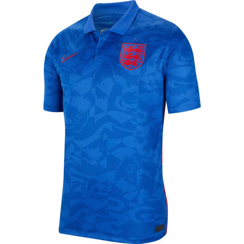 England Euro 2020 Away Soccer Jersey, Adult, Front View