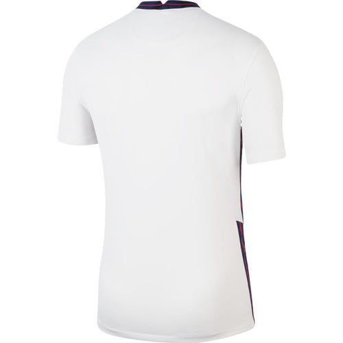 England Euro 2020 Home Soccer Jersey, Adult, Back View