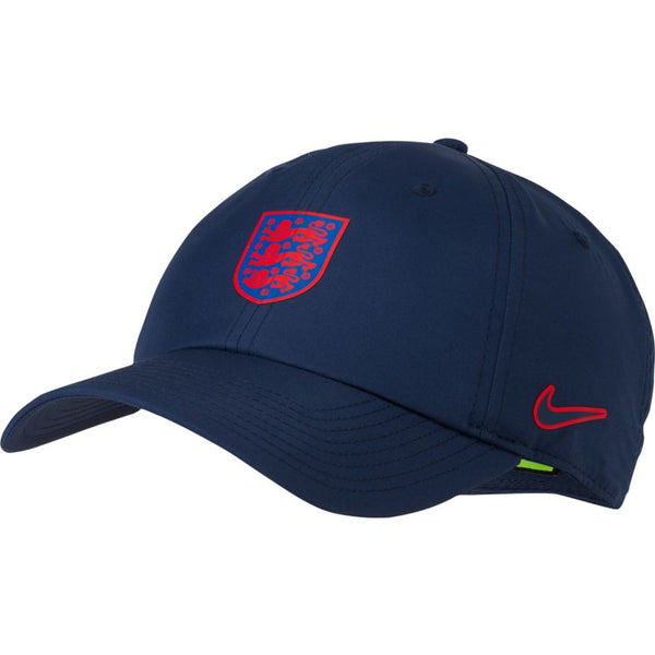 Nike England Heritage86 Cap, Blue, Front View