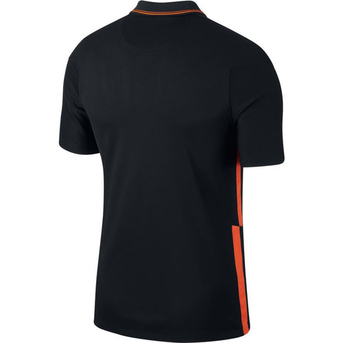 Holland Euro 2020 Away Soccer Jersey, Adult, Back View