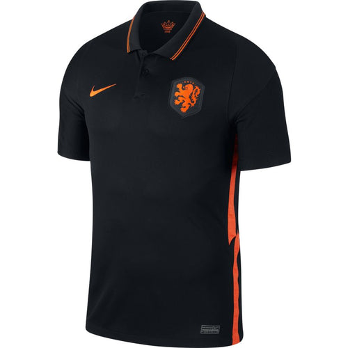 Holland Euro 2020 Away Soccer Jersey, Adult, Front View