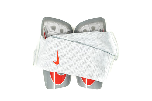 Nike Mercurial Lite Shin Guards, Platinum