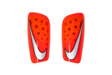 Nike Mercurial Lite Shin Guards, Red