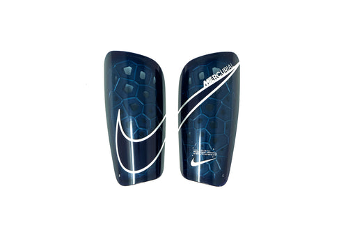 Nike Mercurial Lite Shin Guards, Navy