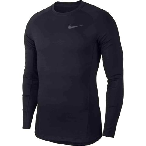 Nike Pro Warm Top, Black