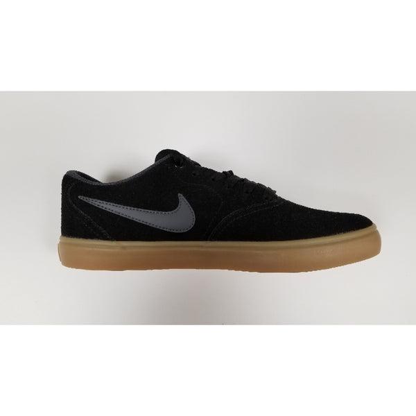 Nike SB Solarsoft, Black, Side View