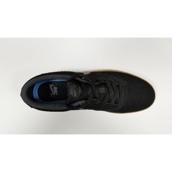 Nike SB Solarsoft, Black, Aerial View