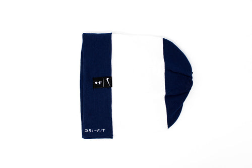 Nike Tottenham Beanie, Navy Blue & White, Back View