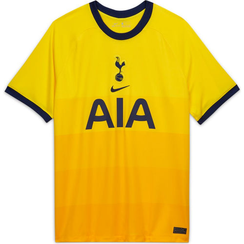 Nike Tottenham Third Soccer Jersey 20/21, Adult, Front iew