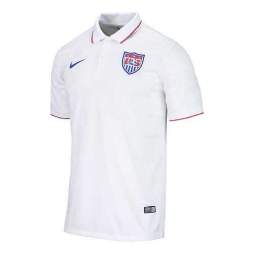 Nike USA Home World Cup 2014 Soccer Jersey