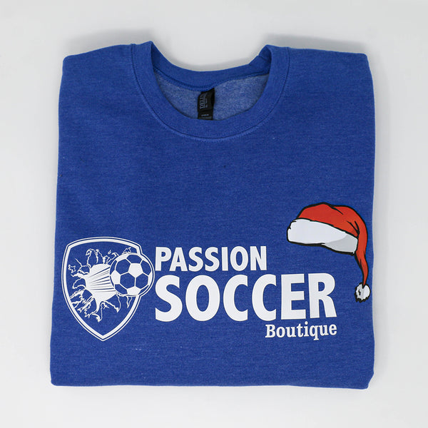 Passion Soccer Holiday Sweater