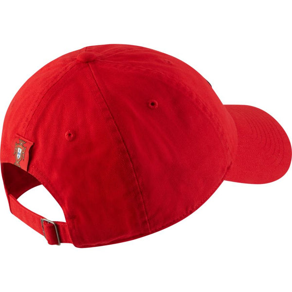 Nike Portugal Heritage86 Cap, Red, Back View