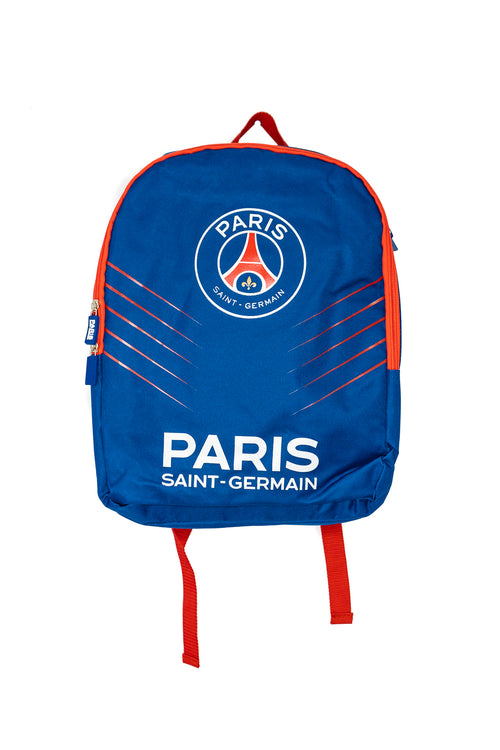 Paris Saint-Germain Club Backpack, Red & Blue