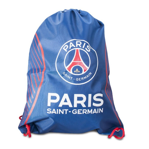 Paris Saint-Germain Swerve Cinch Bag, Blue
