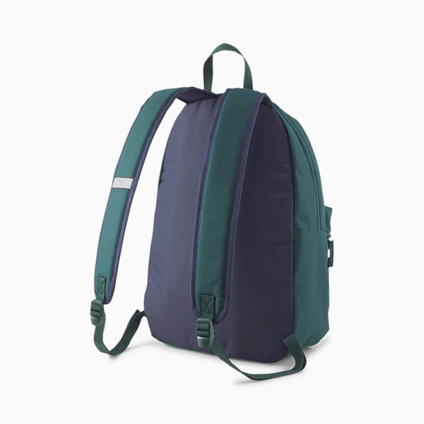 Italy DNA Phase Backpack, Green, Back