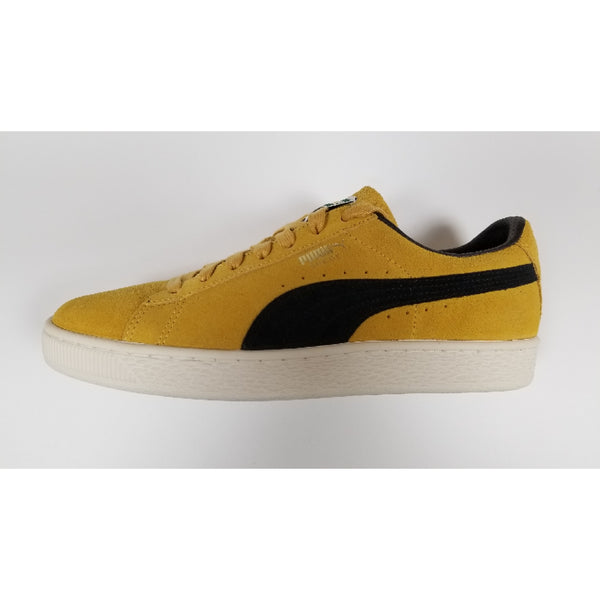Puma Suede Classic, Yellow, Side View